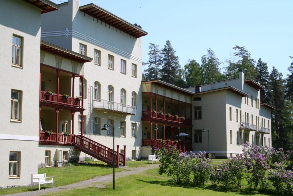 Центр Круунупуйсто на вебинаре «Лечение и оздоровительные программы в Финляндии»